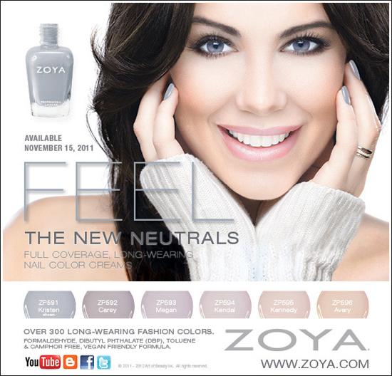 Zoya - Feel
