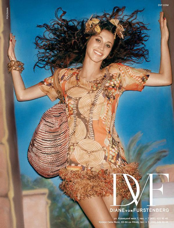 Diane von Furstenberg S/S 2010