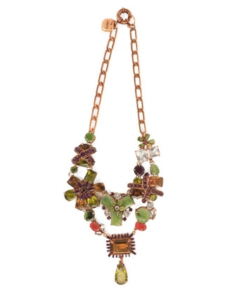 Uterqüe biżuteria AW 2011