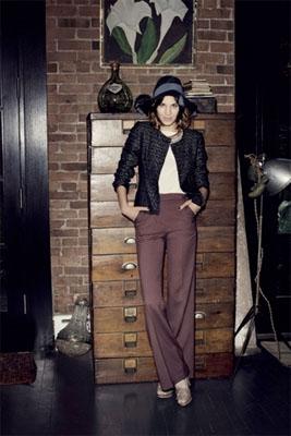 Alexa Chung dla Vero Moda