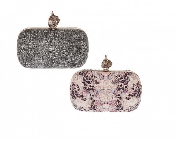Alexander McQueen Spring 2012 Bags.