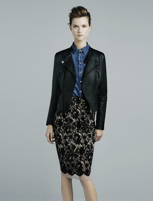 Zara Lookbook Nov 2011