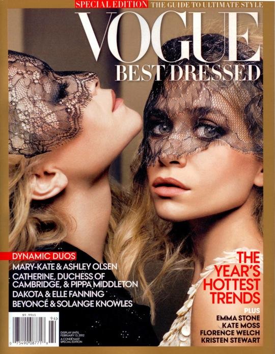 Vogue Best Dressed