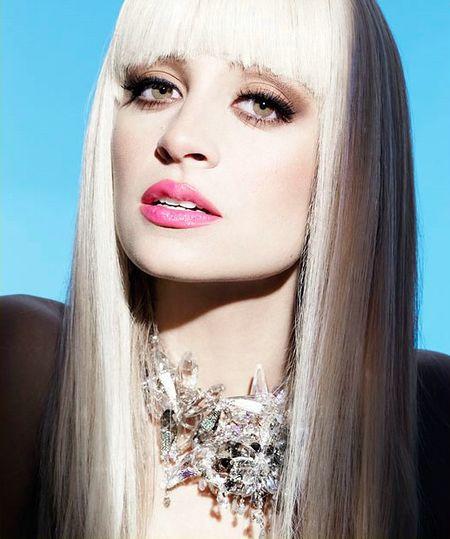 Nicole Richie jako Lady GaGa