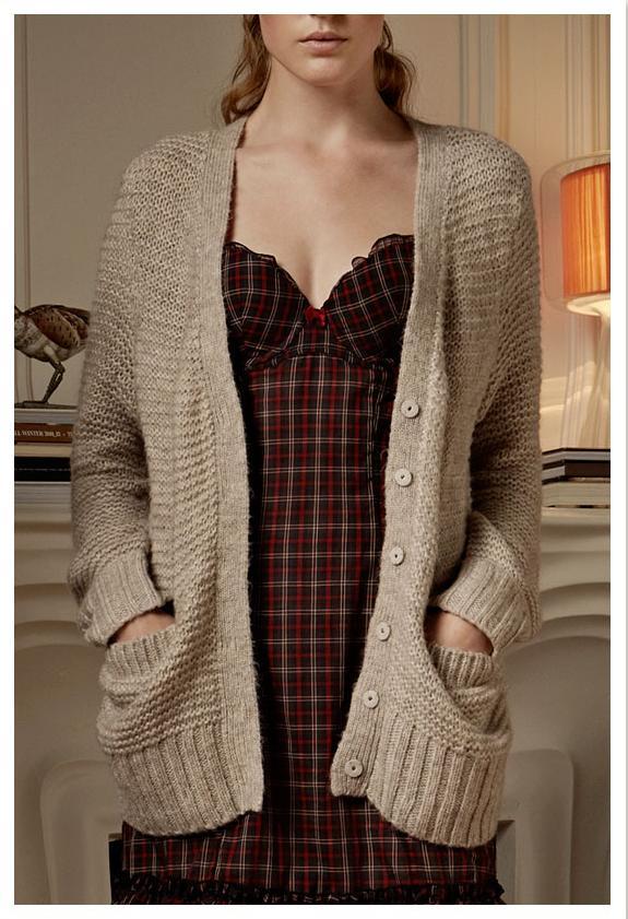 Oysho Homewear November 2011