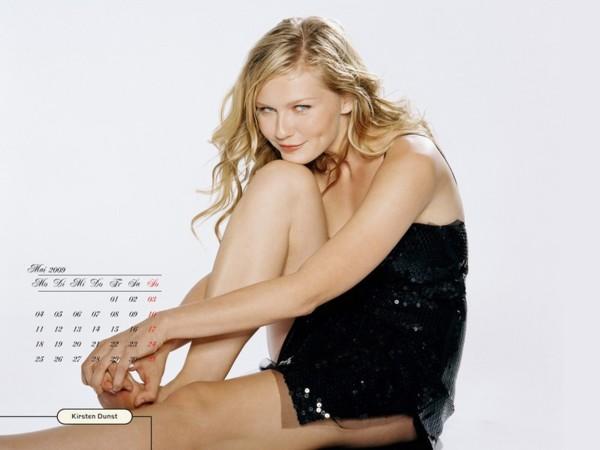 Kirsten Dust na rok 2009