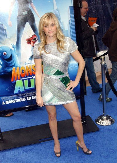 Bardzo stylowa Reese Witherspoon