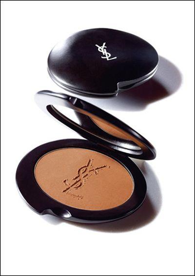Letni makijaż od Yves Saint Laurent