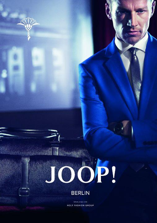Toni Garrn dla Joop!