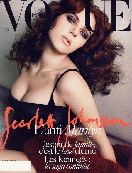 Kłopoty z włosami Scarlett Johansson