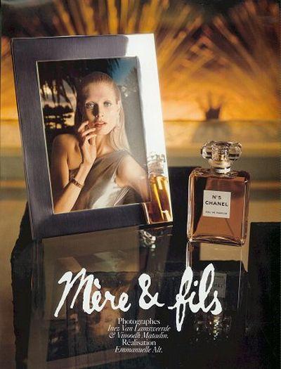 Małgosia Bela dla francuskiego Vogue'a