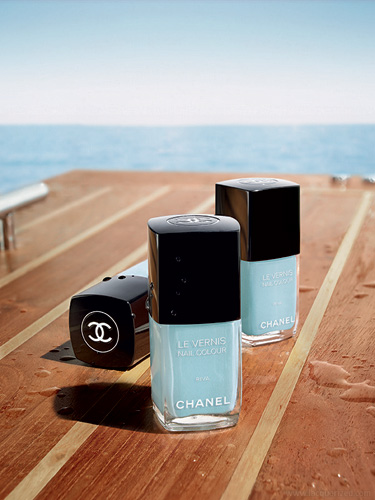 Chanel Blue Coast