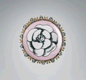 Broszki Dody - z najnowszek kolekcji Chanel