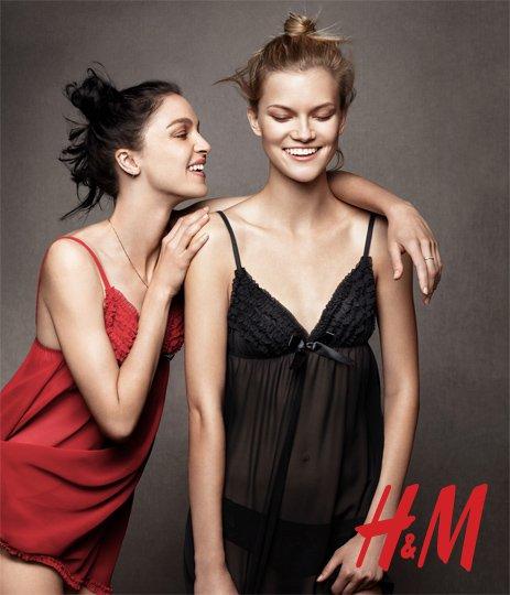 Świąteczny lookbook H&M