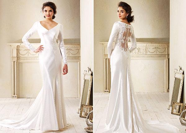 Suknia ślubna Alfred Angelo