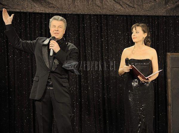 Justyna Sieńczyłło wieczorowo