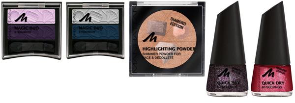 Manhattan Diamond MakeUp Collection