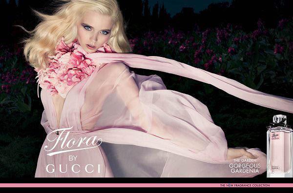 Abbey Lee Kershaw twarzą perfum Flora by Gucci (FOTO)