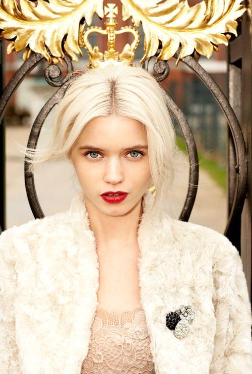 Abbey Lee w kampanii marki Portmans (VIDEO)