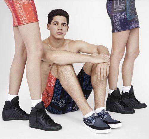 Adidas Originals dla Opening Ceremony (FOTO)