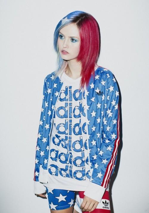 Jeremy Scott ponownie dla Adidas Originals (FOTO)