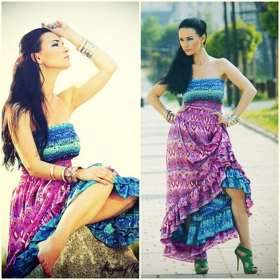 Wasze stylizacje: Agata