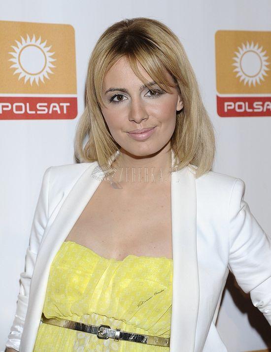 Wiosenna Agnieszka Popielewicz (FOTO)