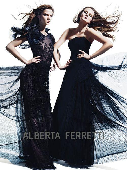 Kasia Struss w kampani Alberty Ferretti (FOTO)