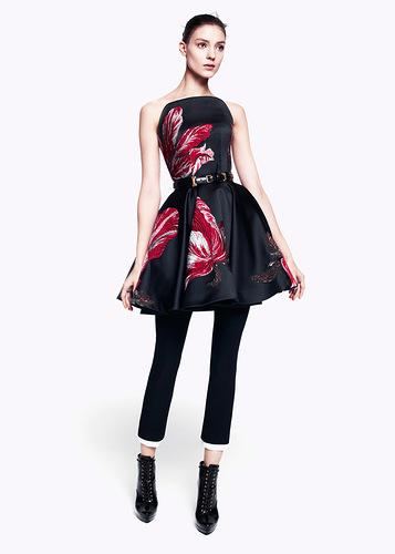Alexander McQueen - kolekcja Pre-Fall 2012
