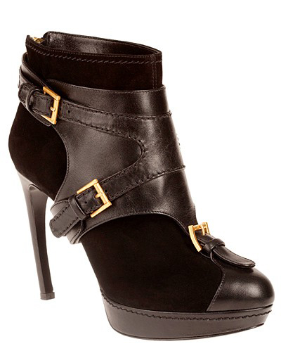 Buty z kolekcji Alexander McQueen Pre-Fall 2012