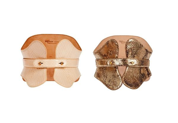 Alexander McQueen - dodatki i biżuteria na wiosnę
