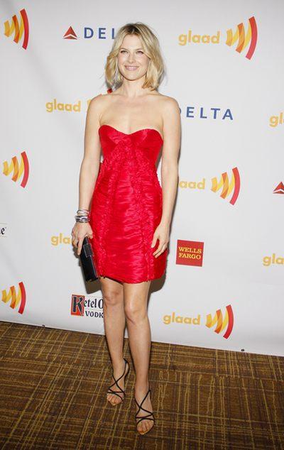 Ali Larter w sukience Zaca Posena (FOTO)