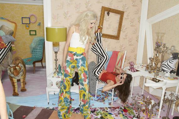 Alice+Olivia Wiosna 2012 (FOTO)