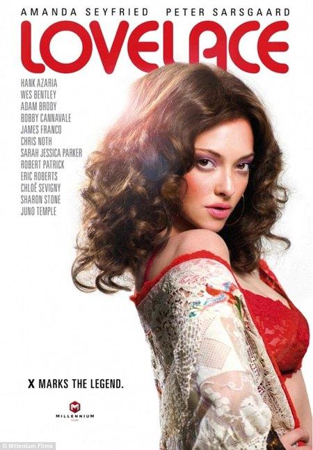 Amanda Seyfried jako Lindy Lovelace