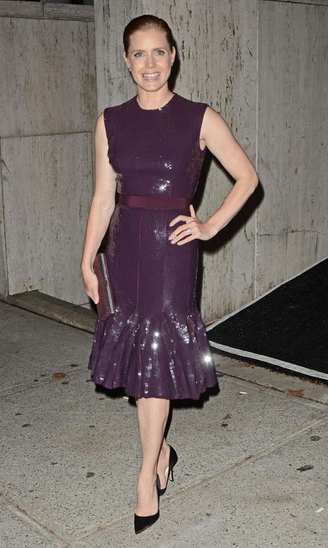 Amy Adams w sukience Giambattista Valli (FOTO)