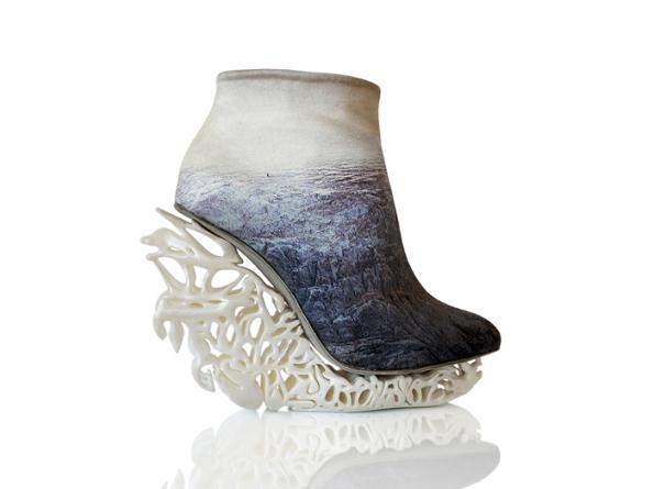 Anastasia Radevich - buty na wiosnę i lato