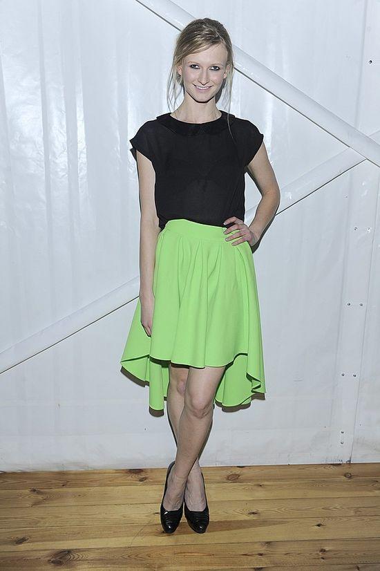 Ania Piszczałka w neonach (FOTO)
