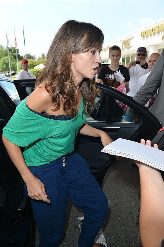 Ania Przybylska w dwóch wydaniach (FOTO)