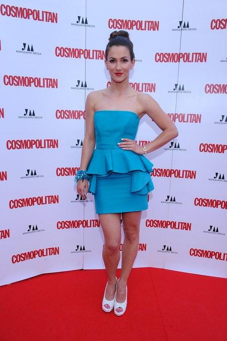 Gwiazdy na imprezie Cosmopolitan (FOTO)