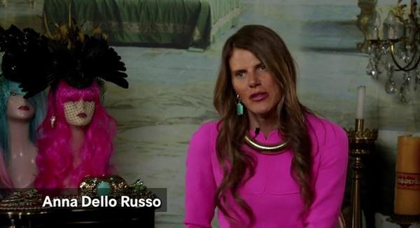 Anna Dello Russo zaprojektuje dla H&M (VIDEO)