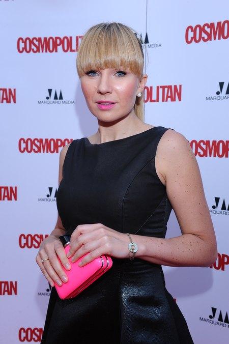 Gwiazdy na imprezie Cosmopolitan (FOTO)/Anna Guzik