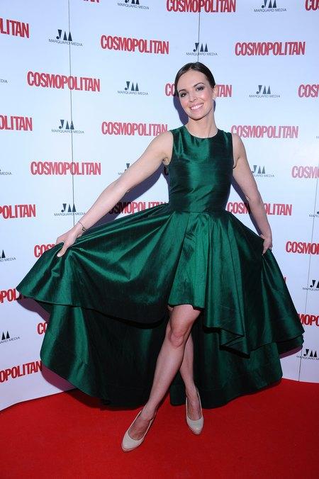 Gwiazdy na imprezie Cosmopolitan (FOTO)/Anna Wendzikowska