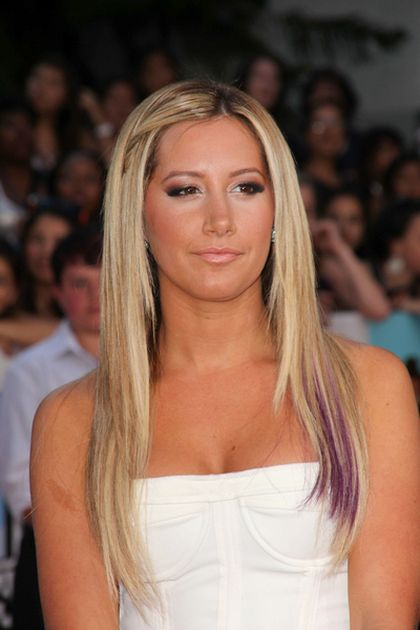 Ombre Hair Ashley Tisdale (FOTO)