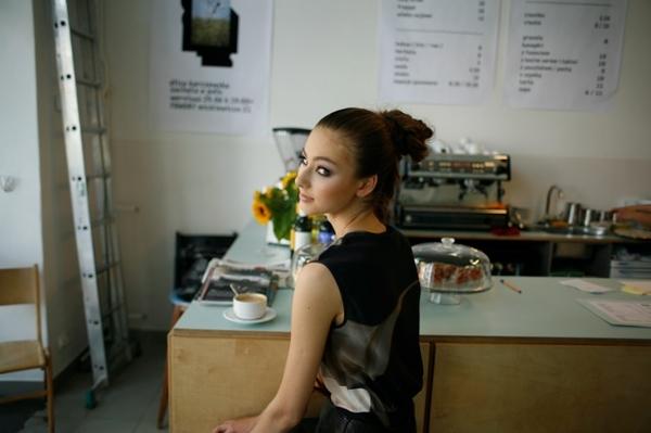 Kulisy sesji wizerunkowej Natalii Jaroszewskiej (FOTO)