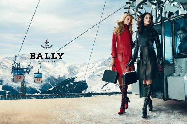 Jesienna kampania Bally (FOTO)