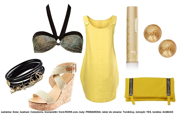 Beach Party – stylizacje idealne na plażową imprezę