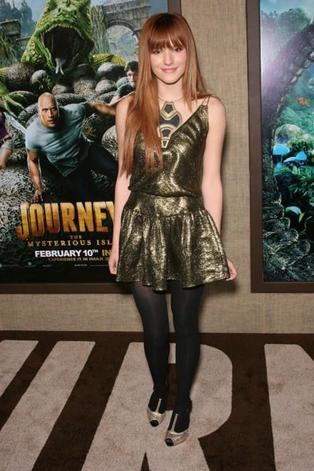 Złota Bella Thorne (FOTO)