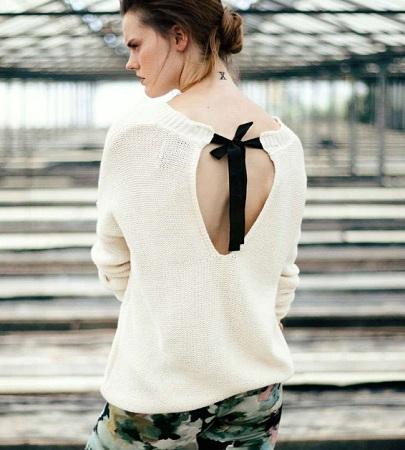Bershka lookbook lipiec 2012