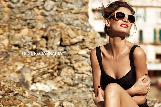 Bianca Balti w kampanii Dolce&Gabbana (FOTO)