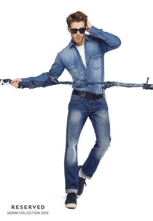 Kolekcja Blue Jeans od Reserved (FOTO)